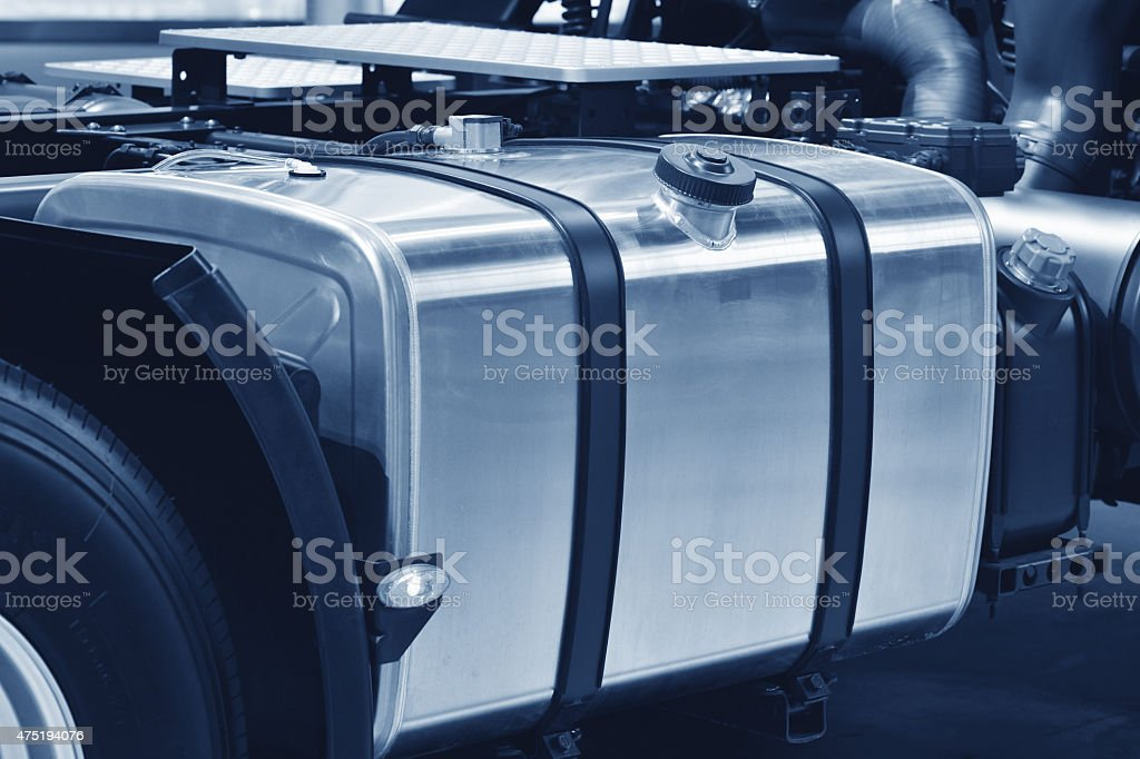 Car Fuel Tank stock photo
