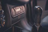 Car gear shifter