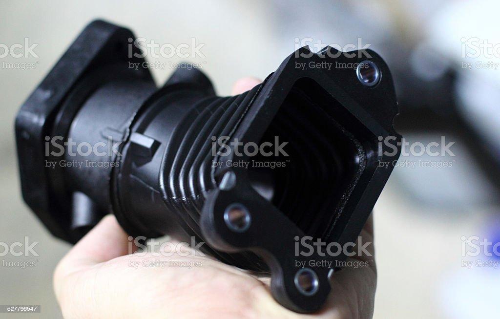 Car hose stock photo