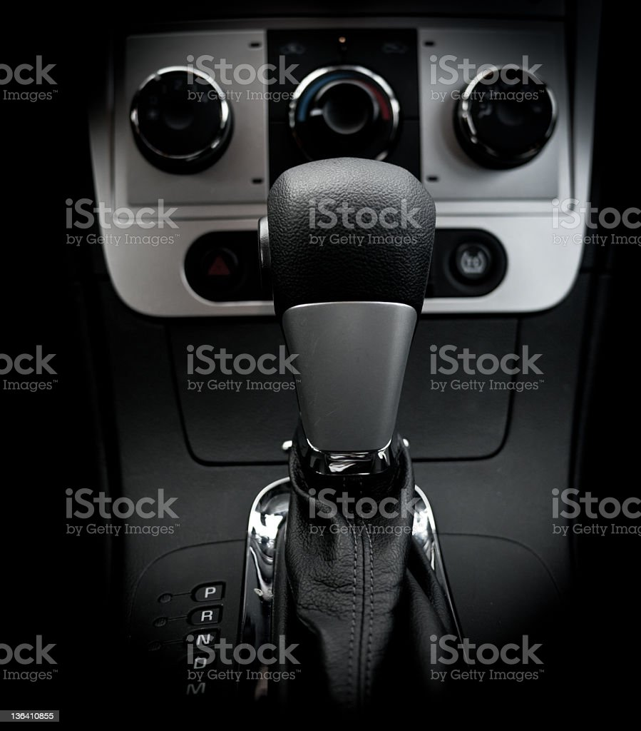 Car in park royalty-free stock photo