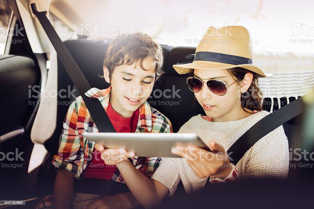 Car insurance stock photo