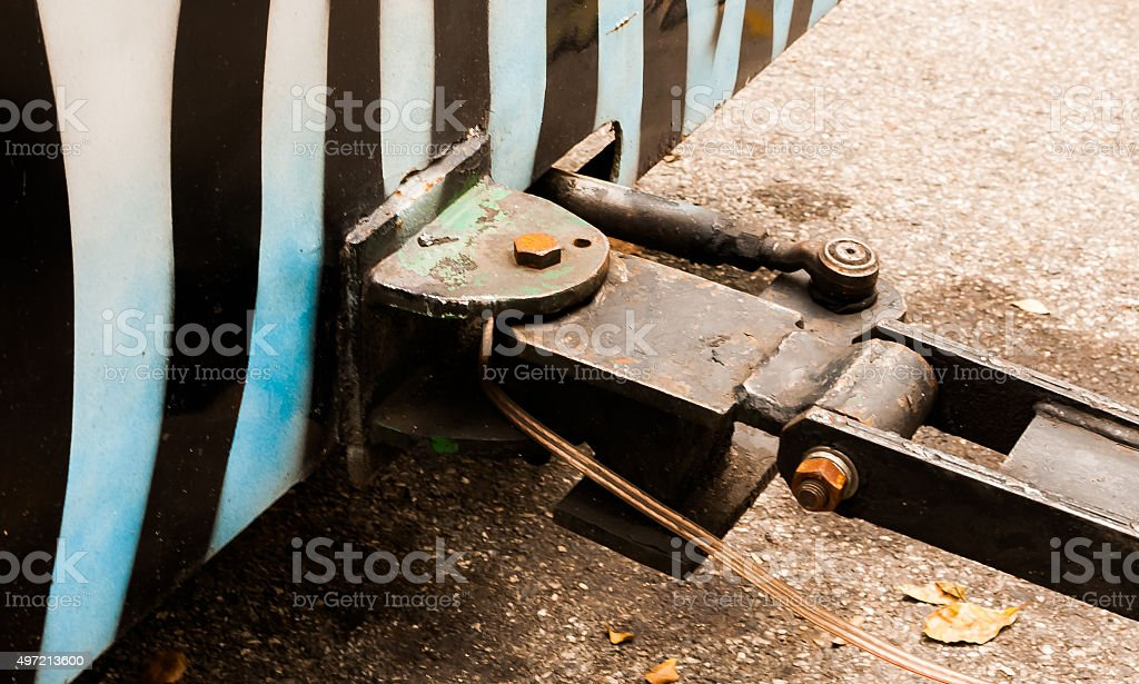 Car joint stock photo
