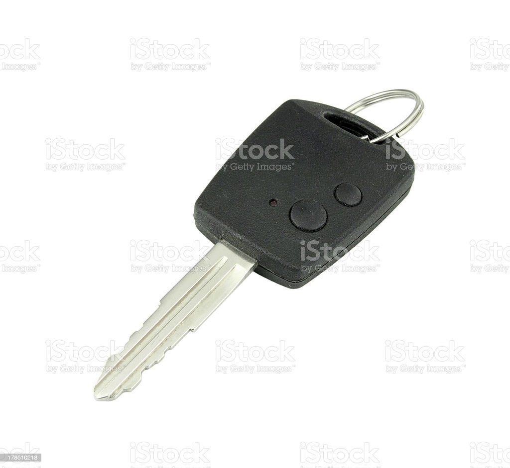 car key remote control royalty-free stock photo