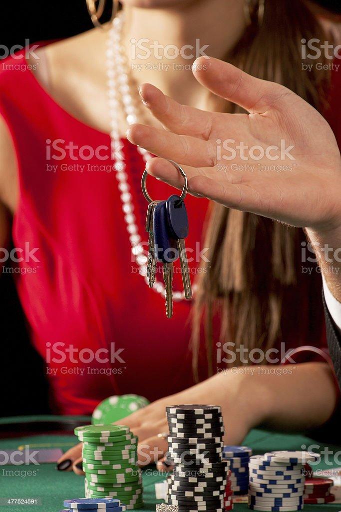 Car keys for failure royalty-free stock photo