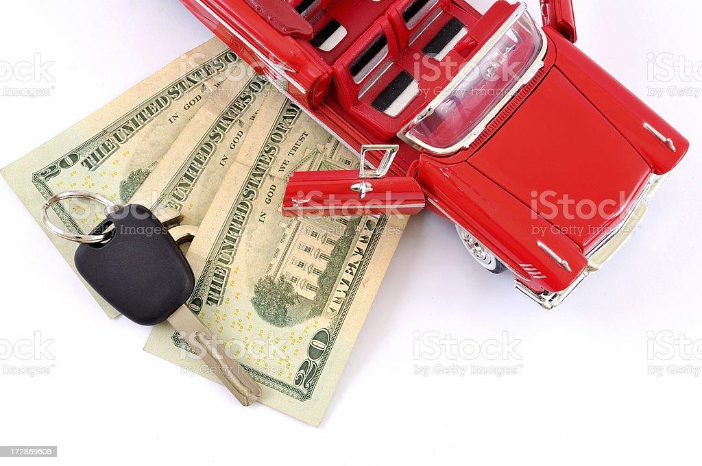 car loan royalty-free stock photo