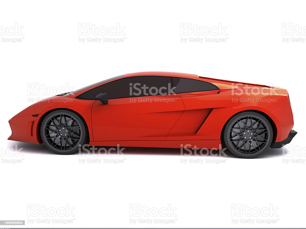car model stock photo