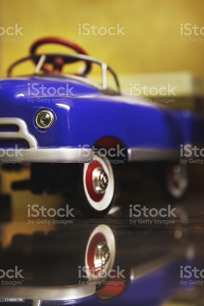 Car Model Toy Vehicle royalty-free stock photo