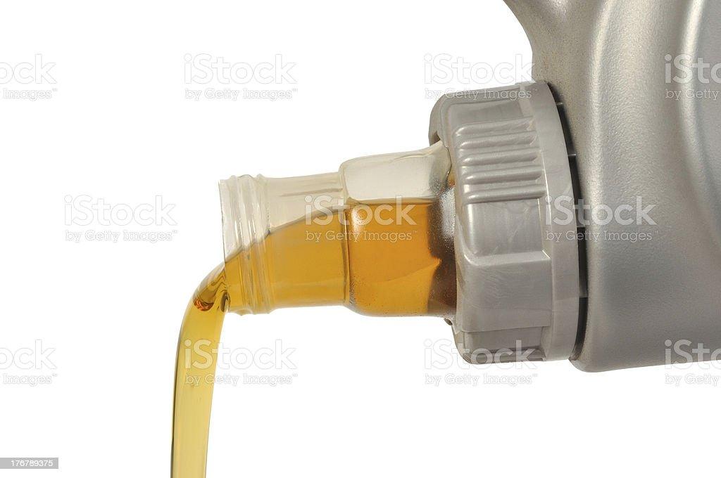 Car oil royalty-free stock photo