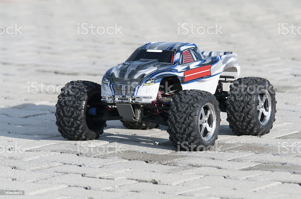 RC Car royalty-free stock photo