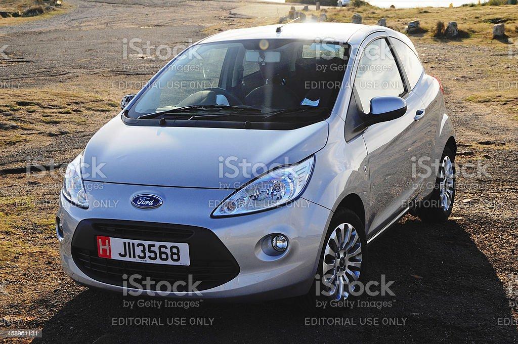 Car Rental stock photo