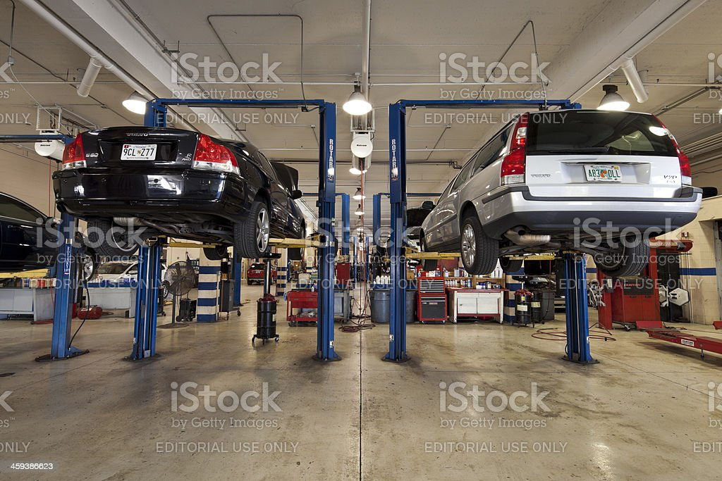 Car Repair stock photo