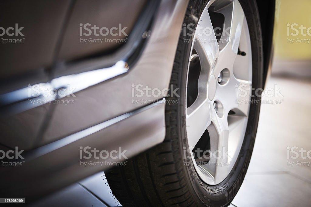 car rim royalty-free stock photo