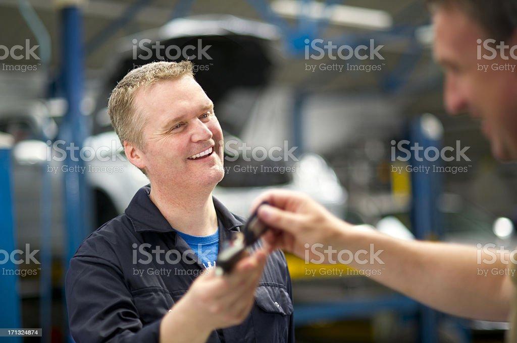 car service royalty-free stock photo