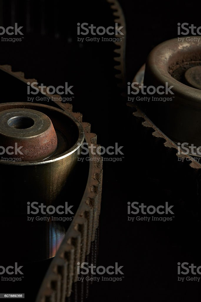 car spare part stock photo