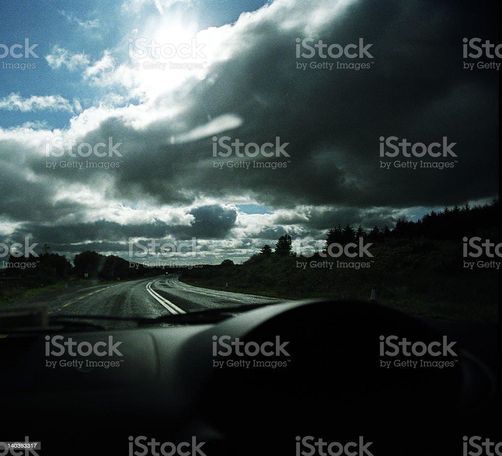 car travel royalty-free stock photo