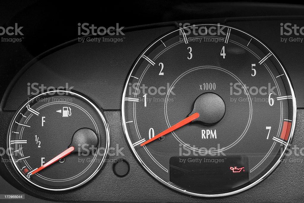Car Trouble stock photo