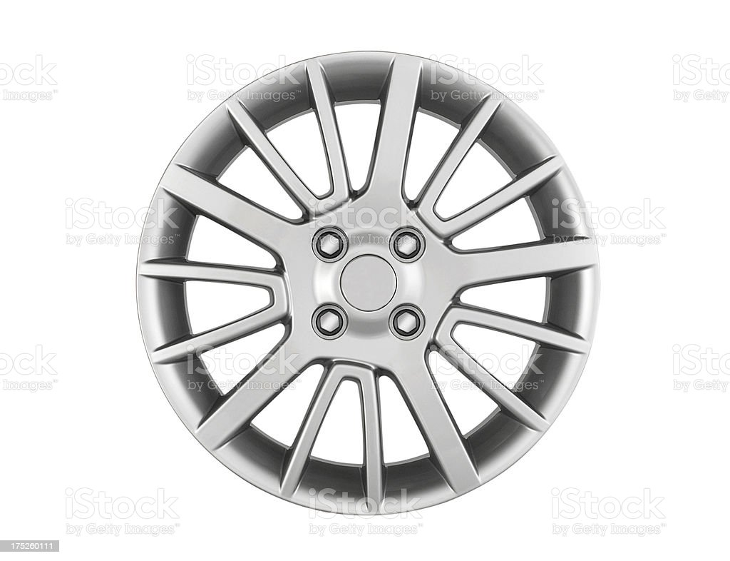 Car Wheels (Click for more) stock photo