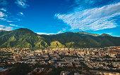Caracas, Venezuela - Cityscape on a Sunny Afternoon
