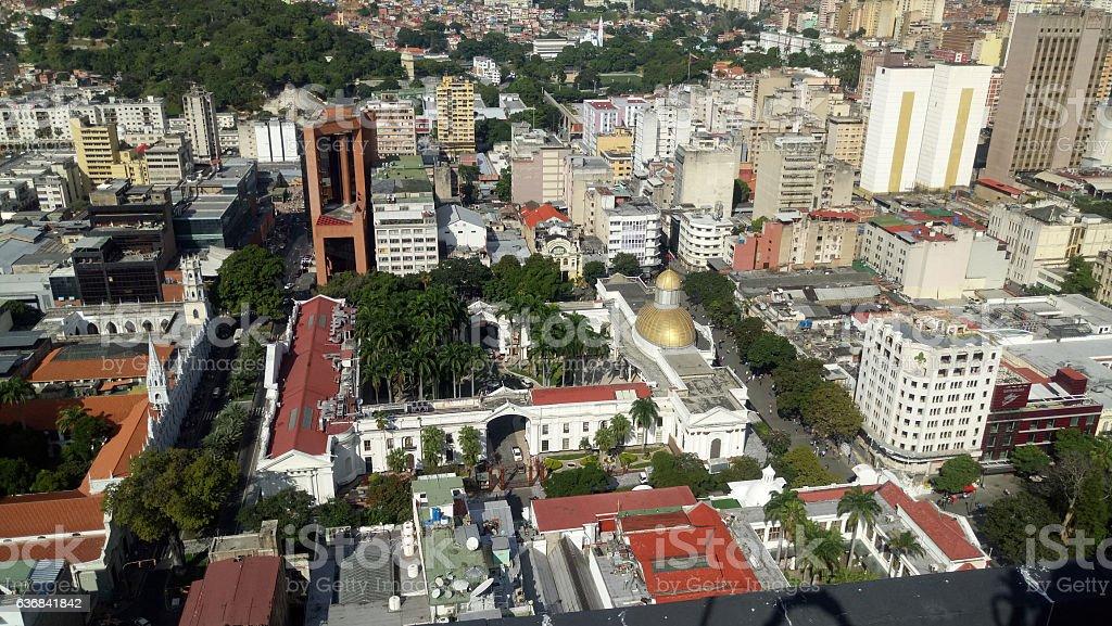 Caracas, Venezuela. stock photo
