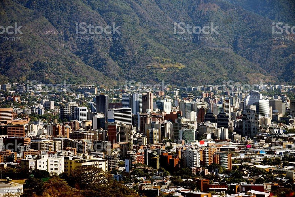 Caracas, Venezuela stock photo