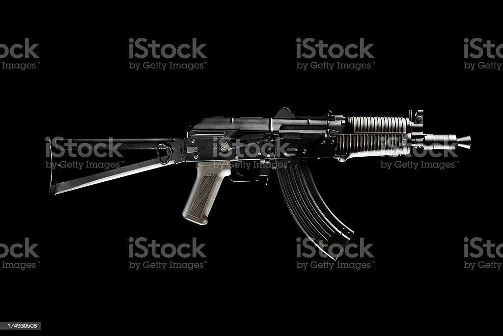 RK12 carbine royalty-free stock photo