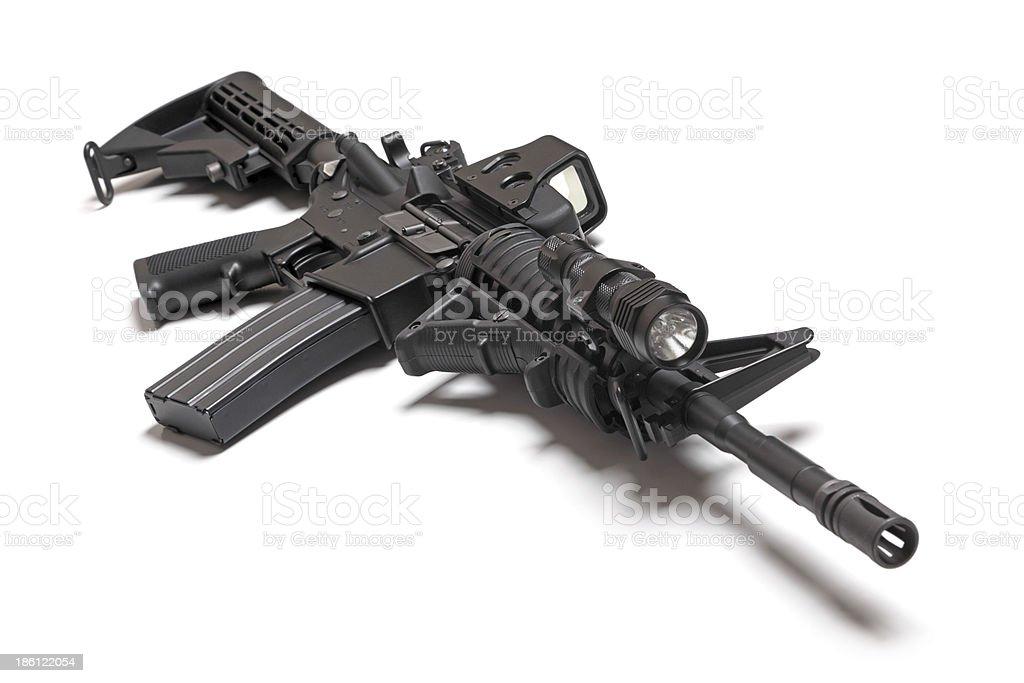 Carbine stock photo