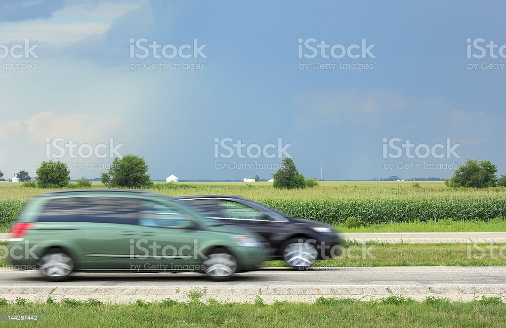 carblur royalty-free stock photo