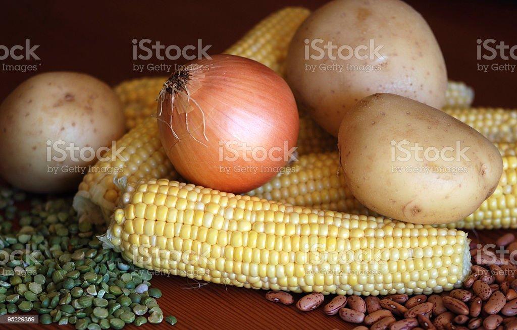 Carbo Veggies royalty-free stock photo