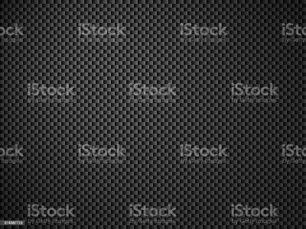 Carbon Background stock photo