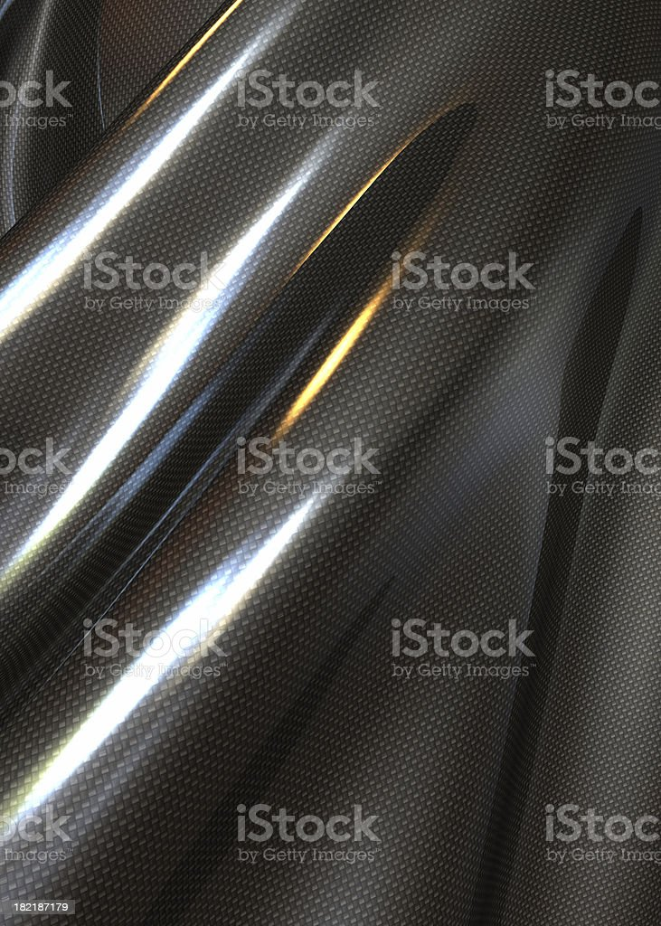Carbon fiber royalty-free stock photo
