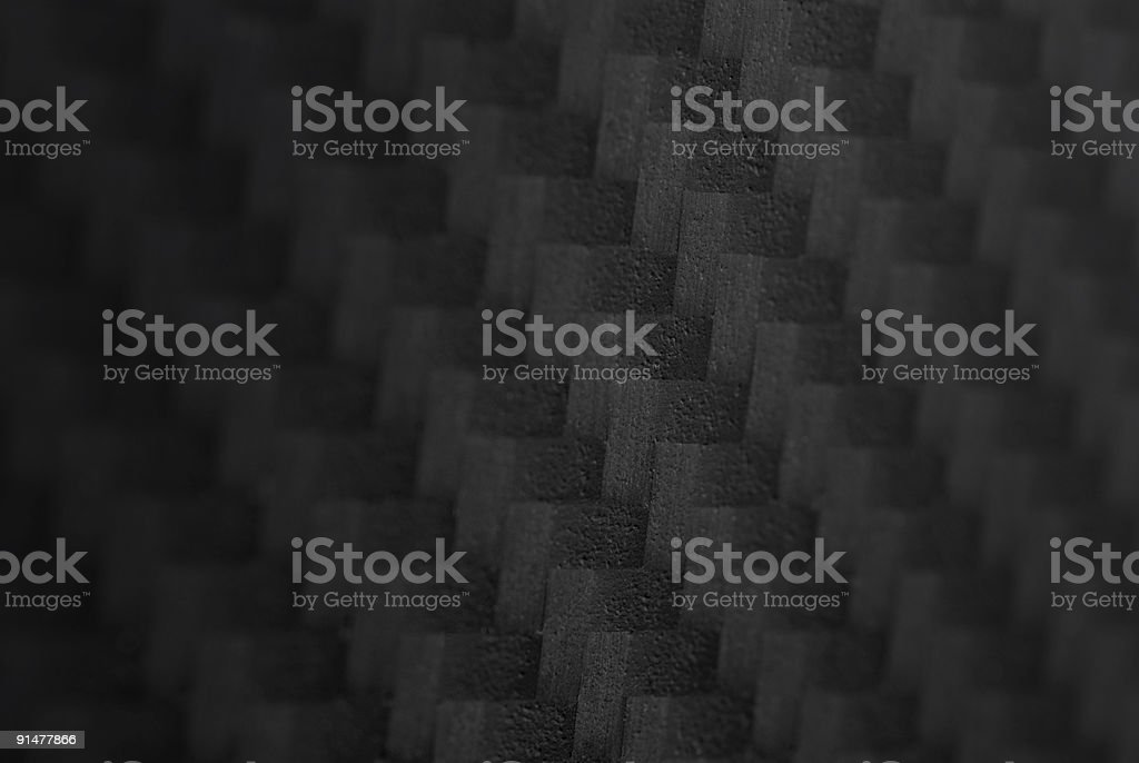 Carbon fiber weave royalty-free stock photo