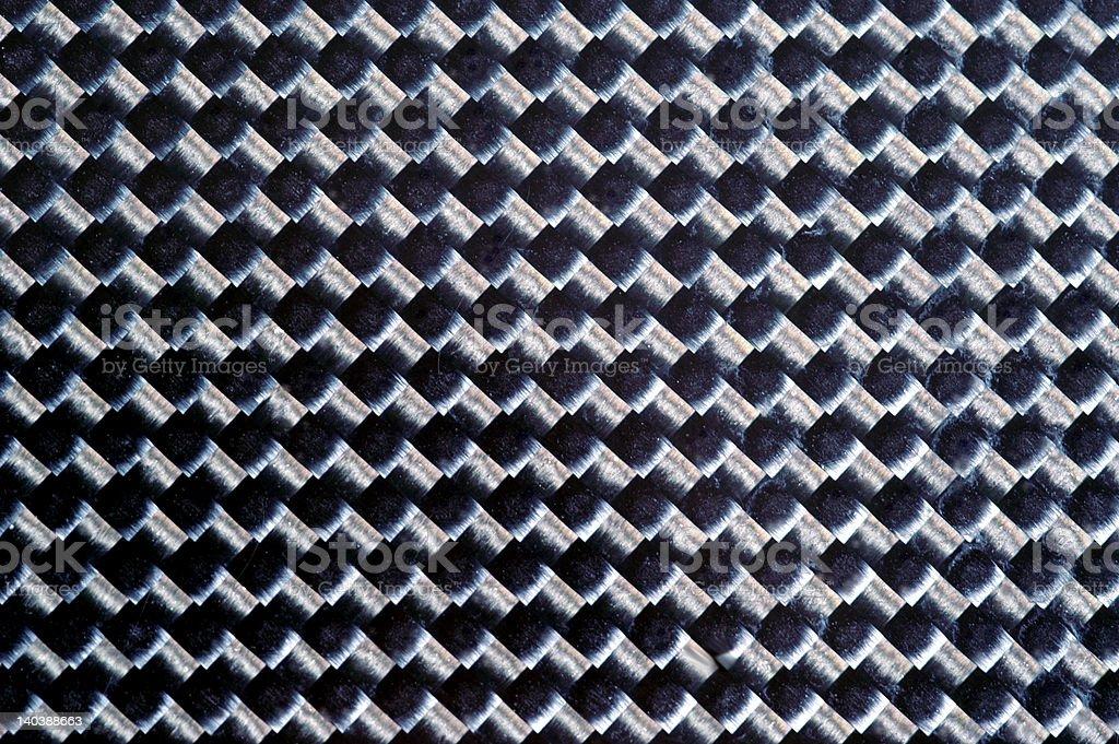 Carbon fibre royalty-free stock photo
