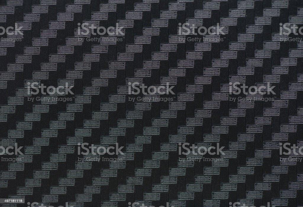 carbon kevlar back pattern stock photo
