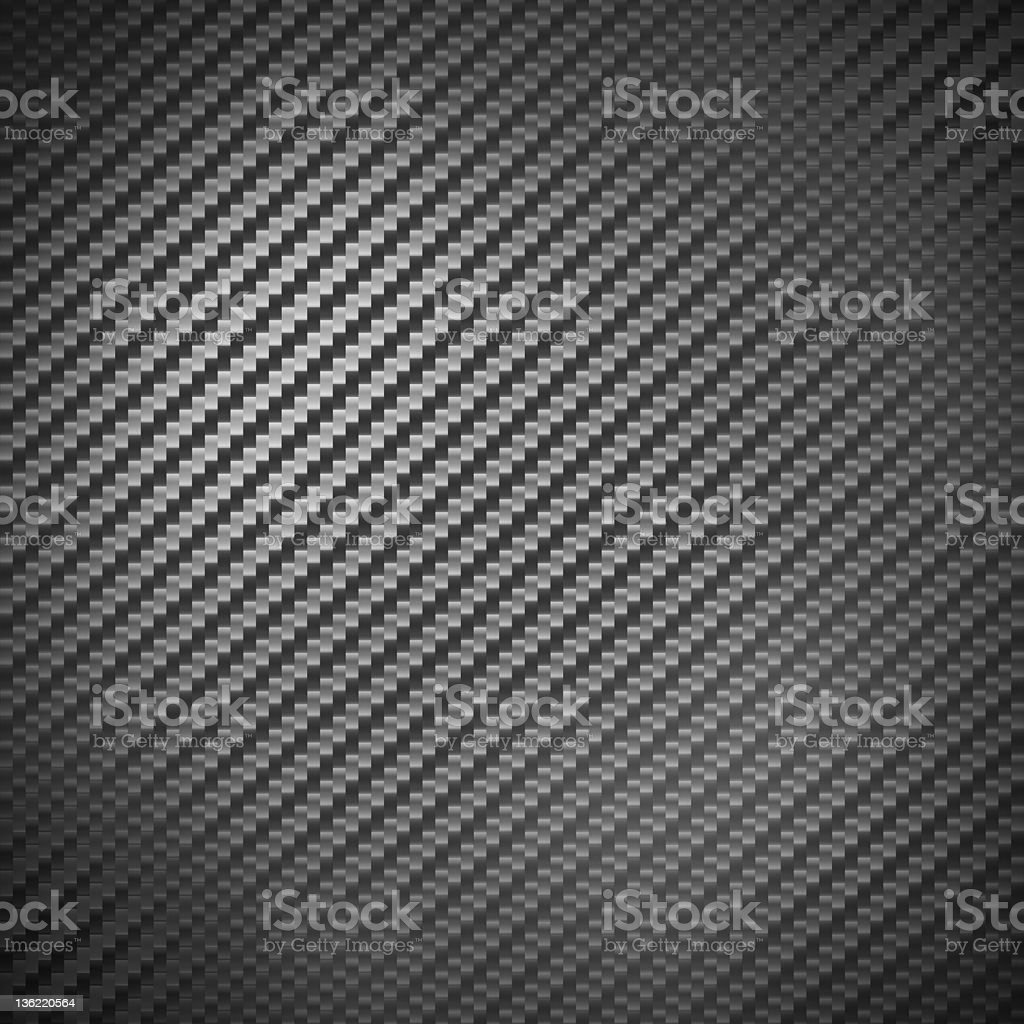 carbon texture royalty-free stock vector art
