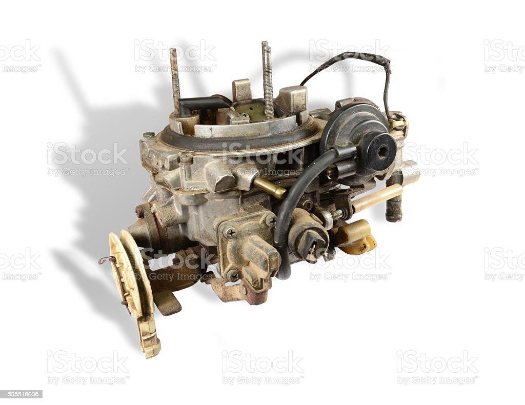 Carburetor royalty-free stock photo