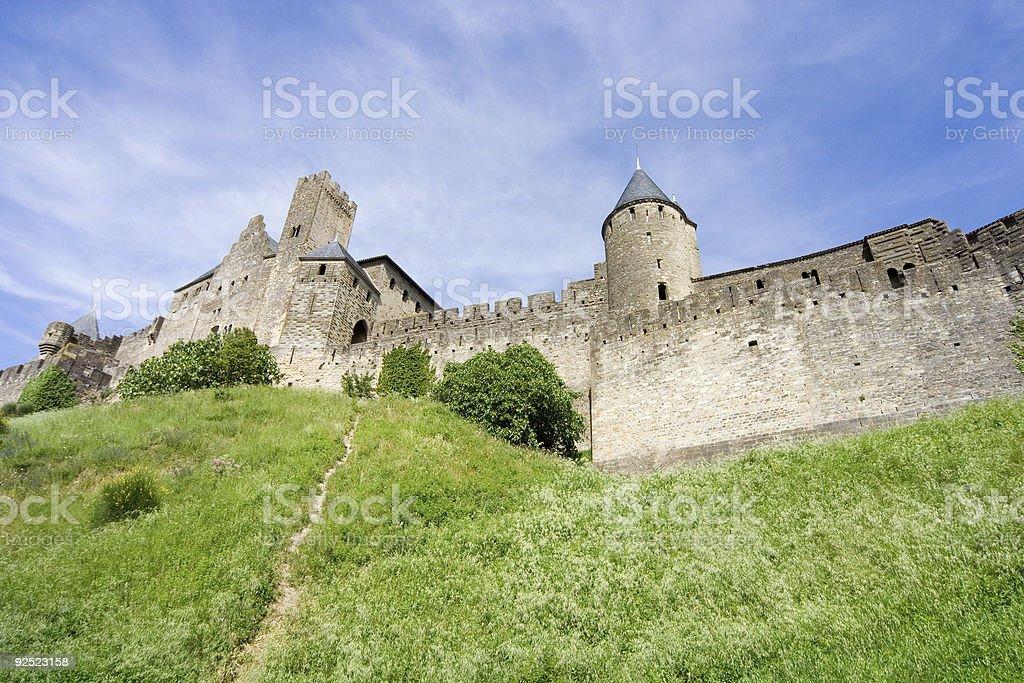 Carcassonne royalty-free stock photo