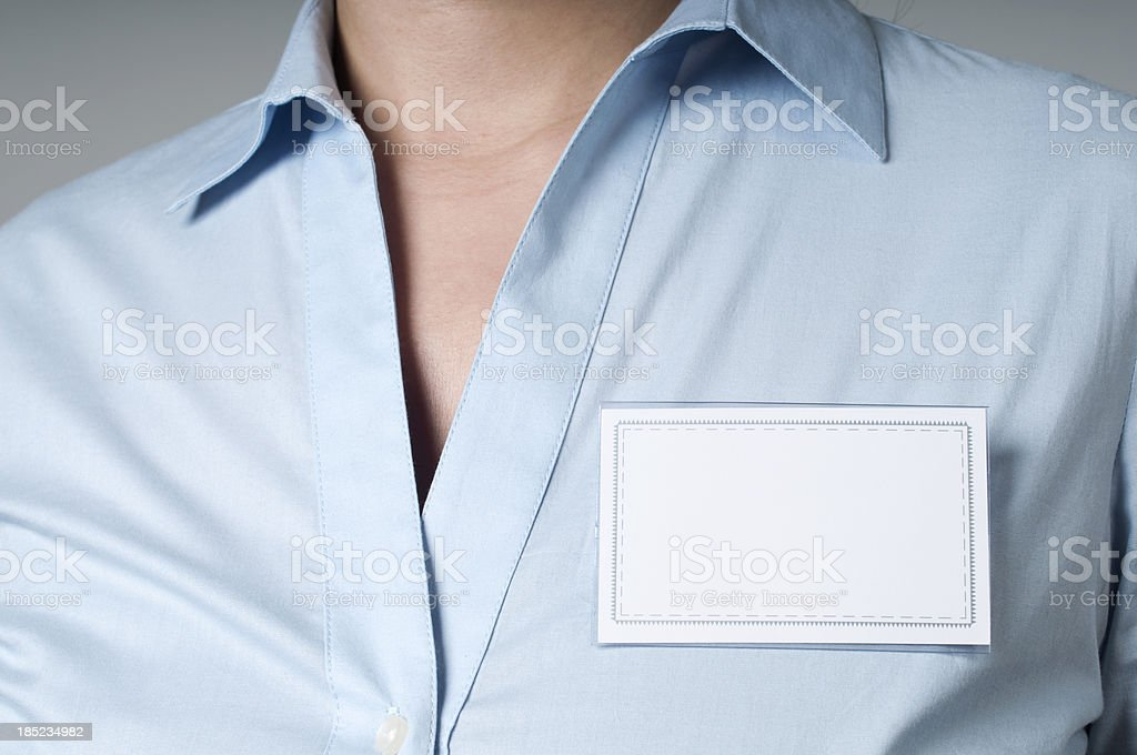 card badge royalty-free stock photo
