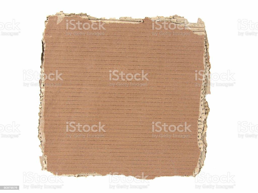 Card Boardr stock photo