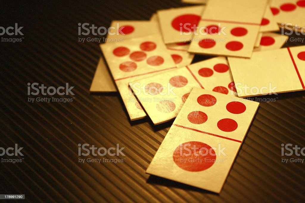 Card Diversity royalty-free stock photo