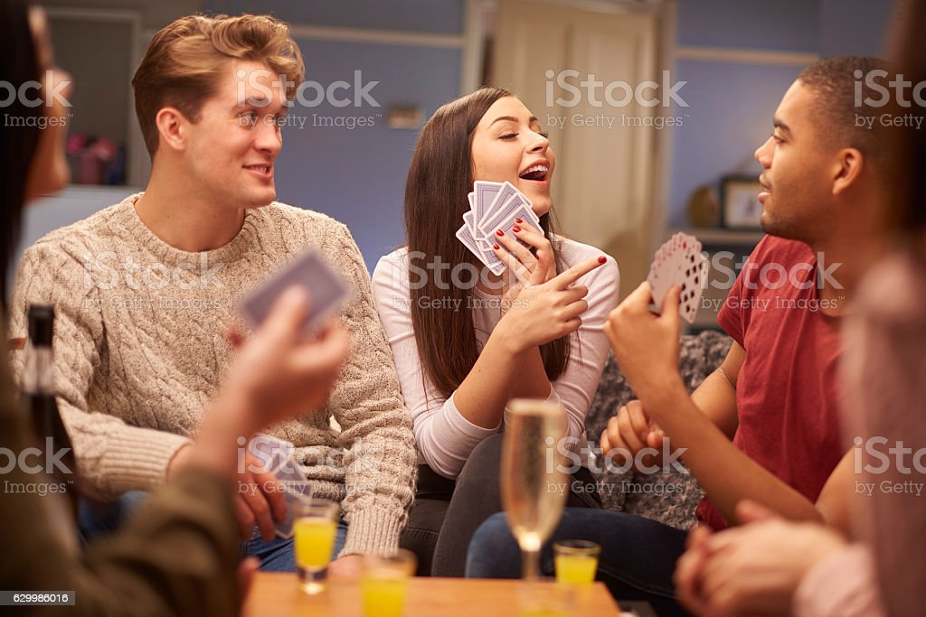 card games stock photo