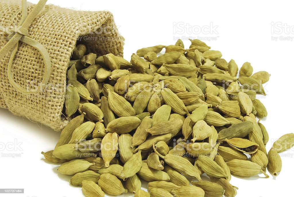 Cardamom royalty-free stock photo