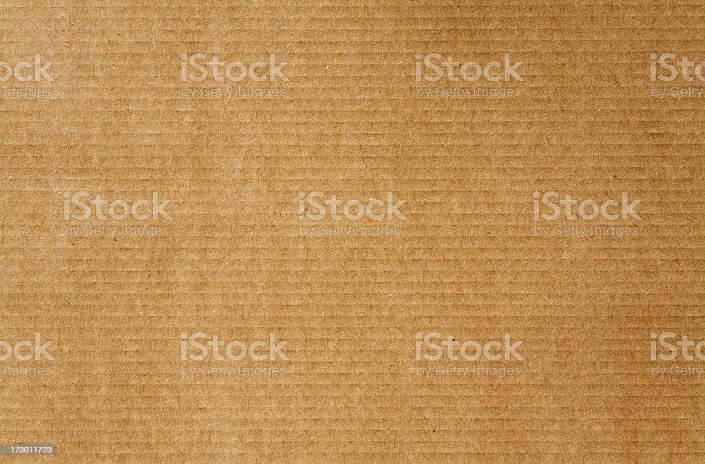 Cardboard Background Horizontal royalty-free stock photo