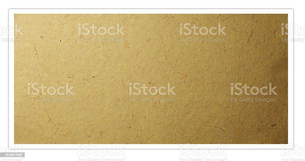 Cardboard background stock photo