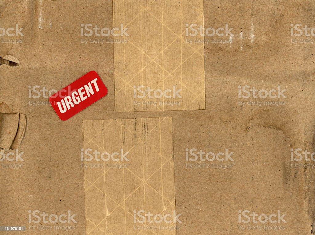 cardboard background royalty-free stock photo