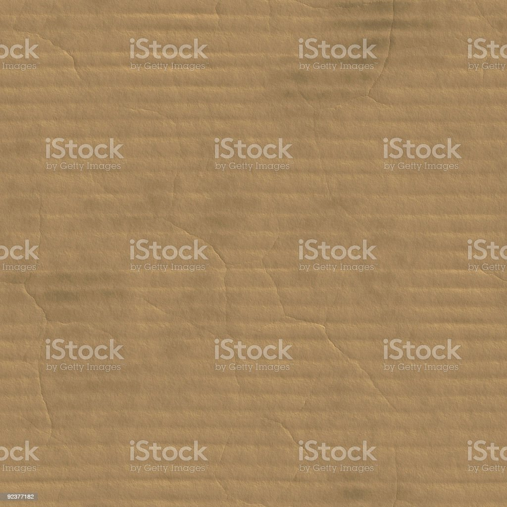 Cardboard royalty-free stock photo