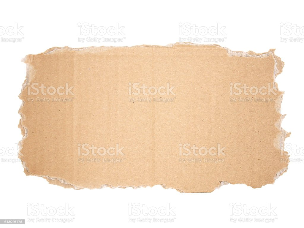 cardboard sign stock photo