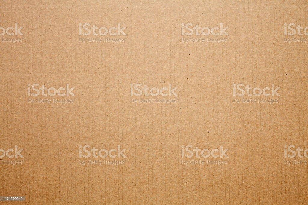 Cardboard texture background stock photo