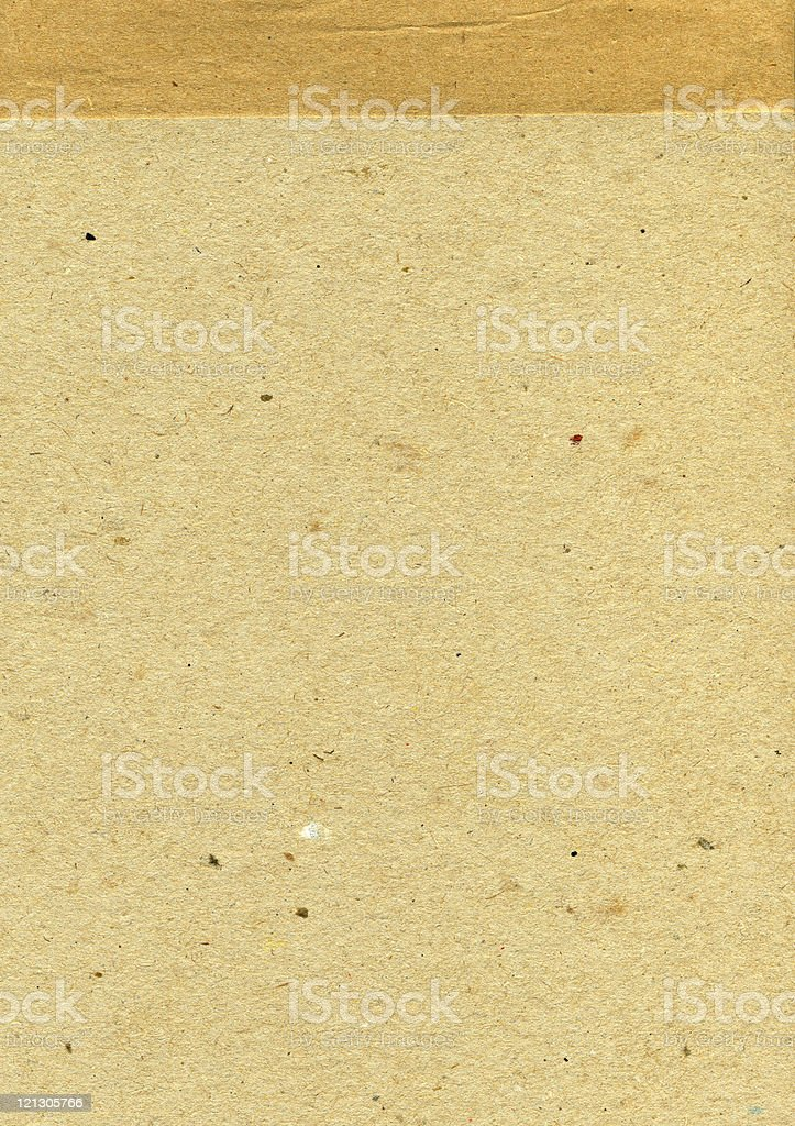 cardboard with adhesive tape royalty-free stock photo