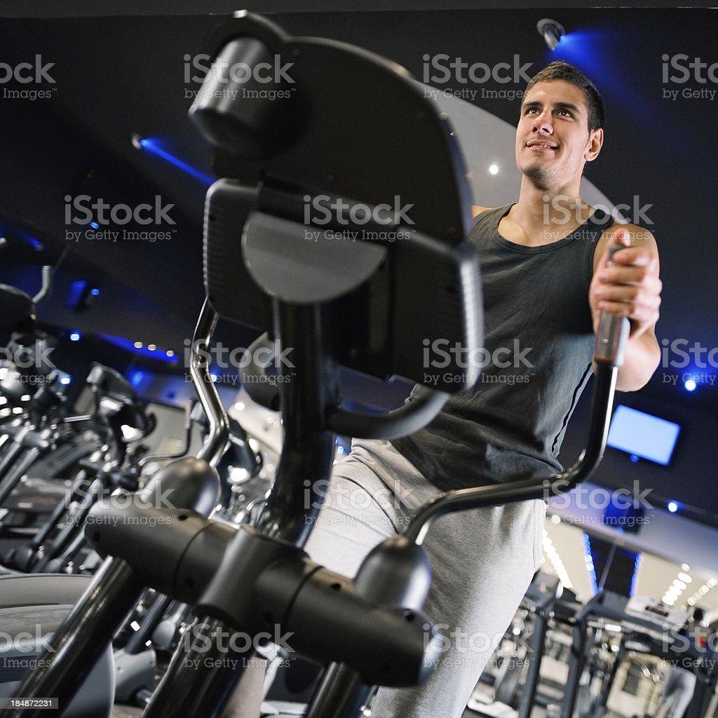 Cardio And Fitness stock photo