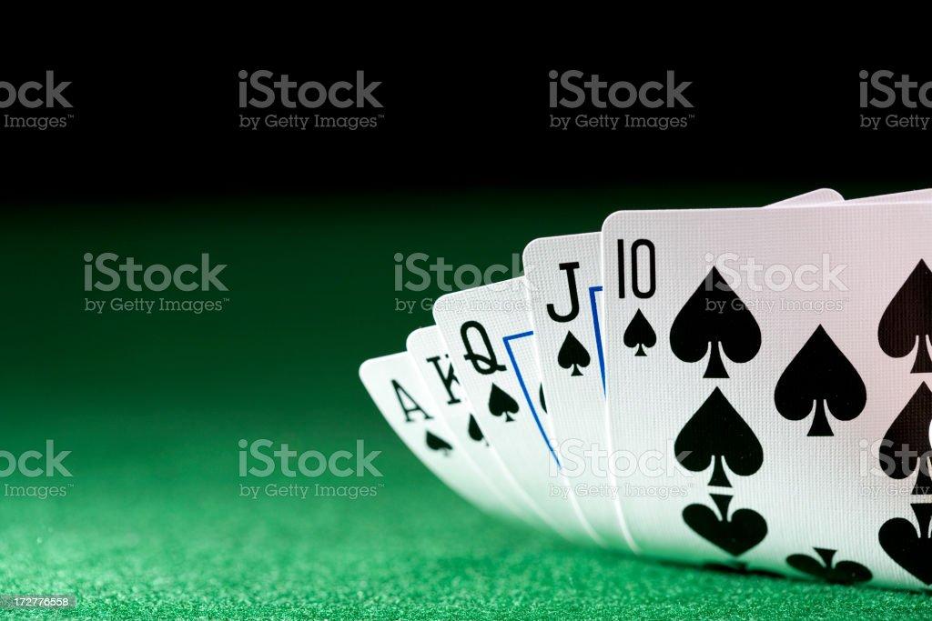 Cards (XL) stock photo